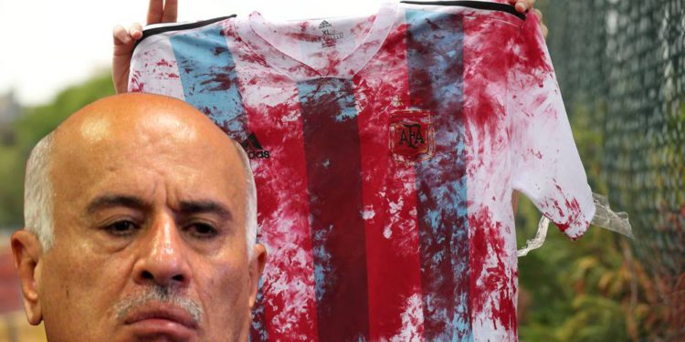 Autoridad Palestina pierde recurso por la incitación contra Messi