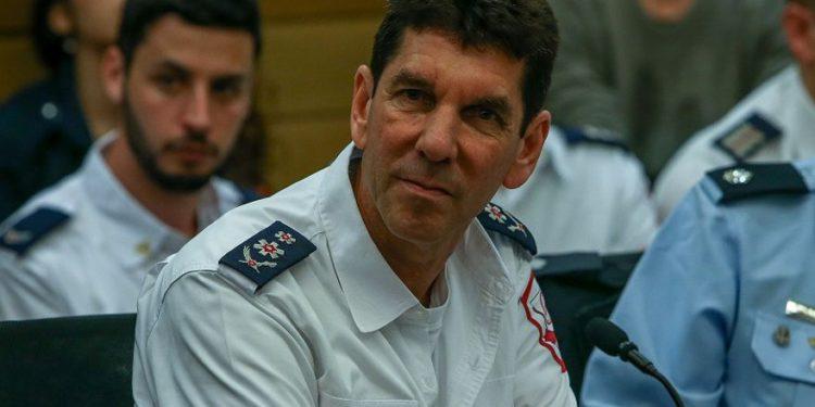 Director General de la MDA, Eli Bin | Foto: Oren Ben Hakoon