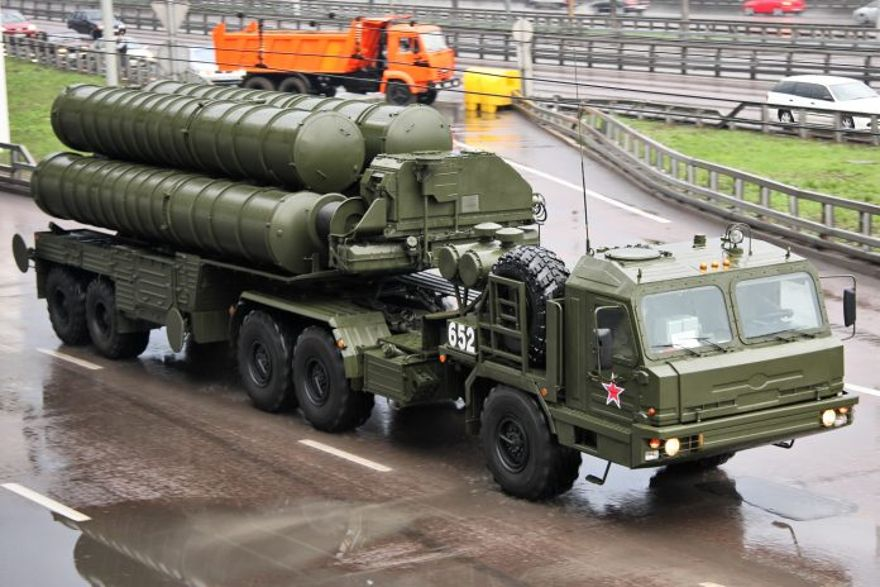 Sistema de defensa aérea S-400 | Los comunes