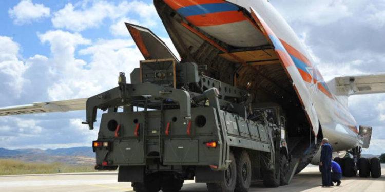 EE.UU. sanciona a Turquía por compra del sistema S-400 de Rusia