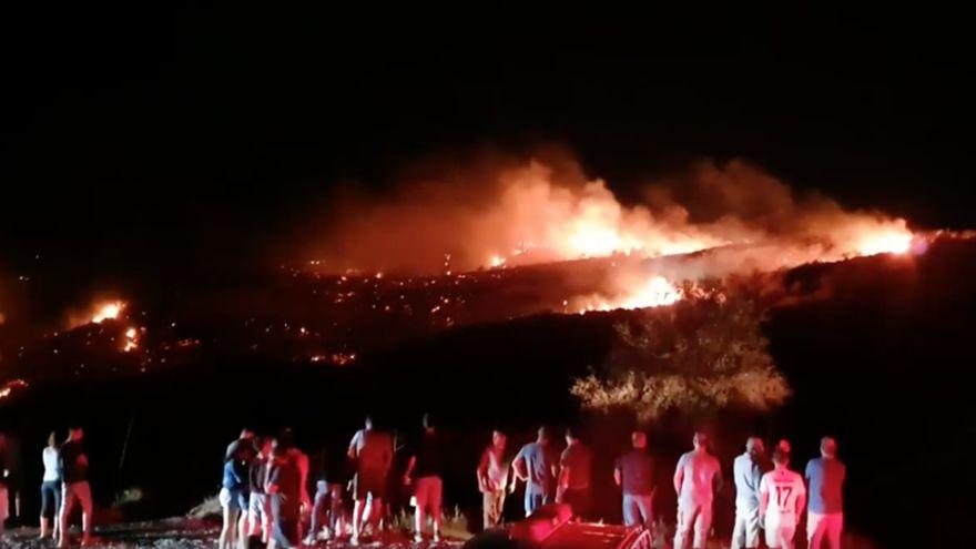 Misil de defensa antiaéreo lanzado desde Siria impacta en el norte de Chipre