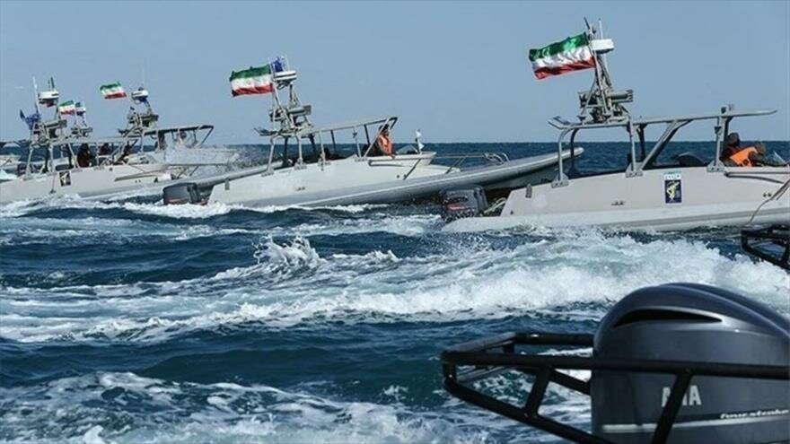 lanchas iraníes