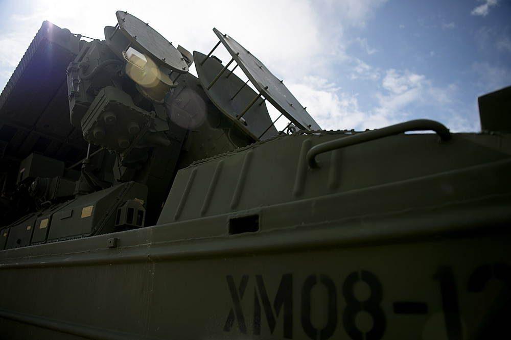 Sistemas de misiles tierra-aire de Rusia participaron en un ejercicio de la Fuerza Aérea de EE.UU.