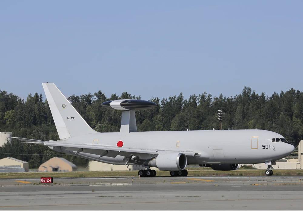 Boeing modernizará la flota de aviones japoneses de vigilancia E-767