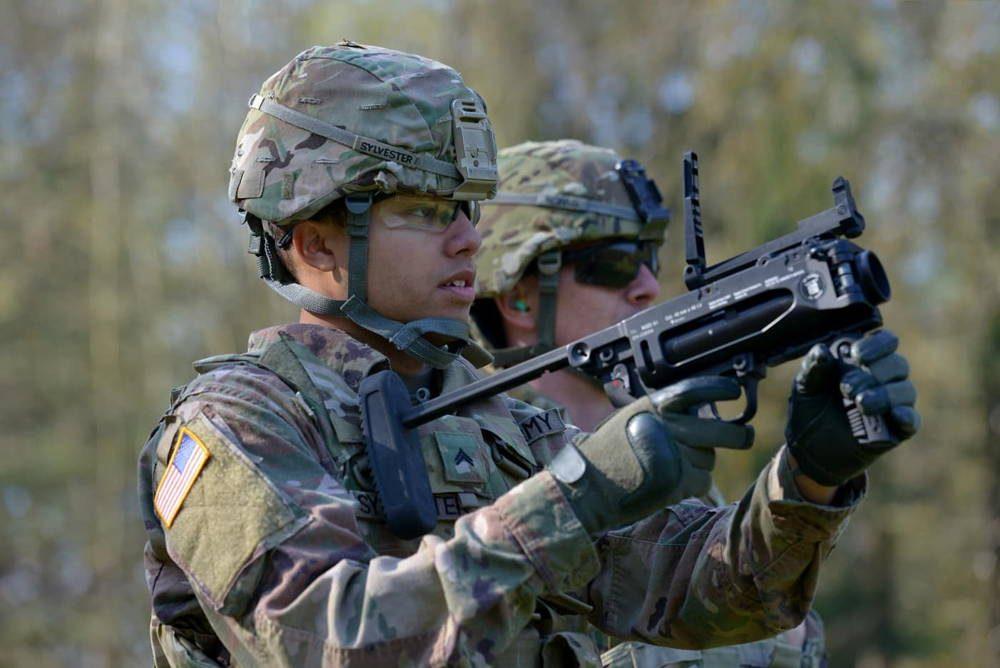 Ejército de EE.UU. adquirirá nuevos lanzagranadas M320 de 40mm