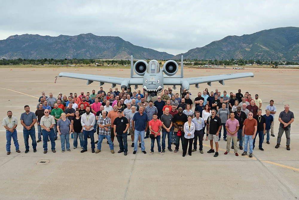 Fuerza Aérea de EE.UU. finaliza el proyecto de extensión de la vida útil de la flota de A-10