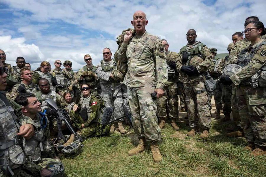 Reserva del Ejército de EE.UU. demuestra su preparación para la próxima guerra