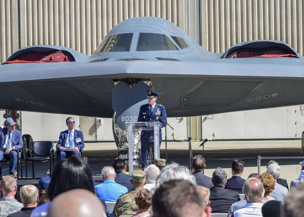 Legendario bombardero sigiloso B-2 celebra el 30º aniversario de su primer vuelo
