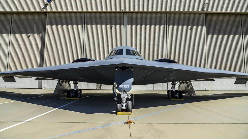 Legendario bombardero sigiloso B-2 celebra el 30º aniversario del primer vuelo
