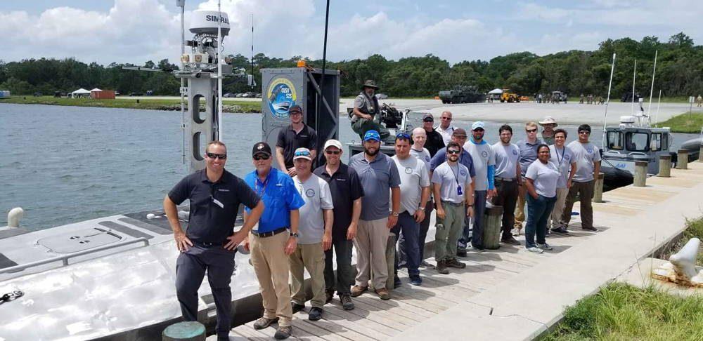 Marina de EE.UU. evalúa la compra de sistemas marítimos futuristas no tripulados