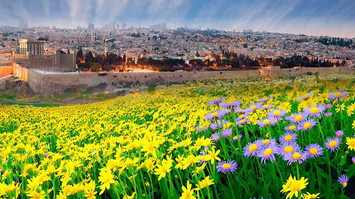 El cambio ecológico que producirá el tercer Templo en Jerusalén