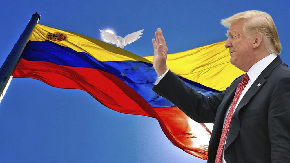 Trump no descarta reunirse con Maduro: