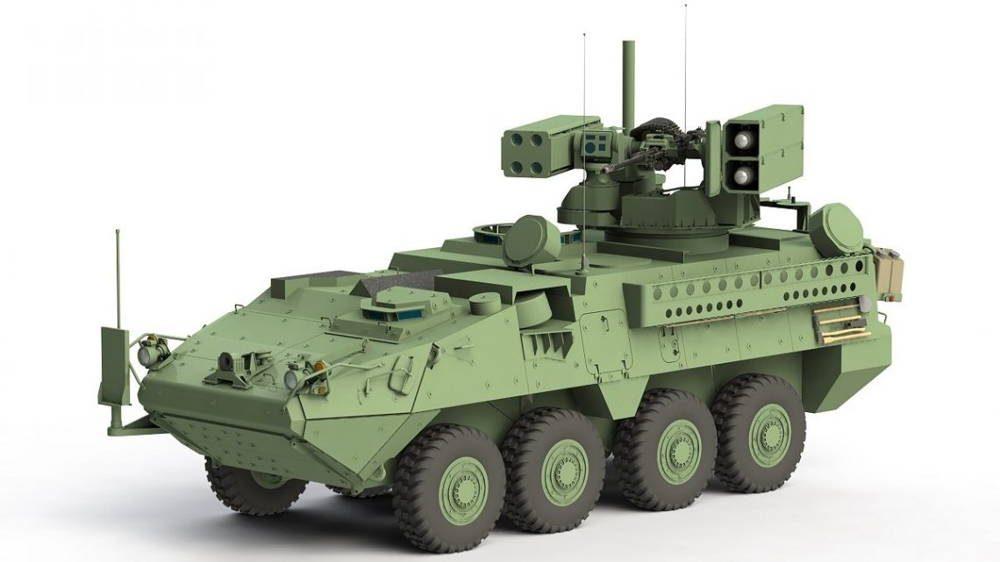 Ejército de EE.UU. presentará el primer prototipo de IM-SHORAD en octubre