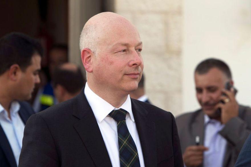 """Greenblatt: Es hora de poner un alto a los """"caprichos"""" de los palestinos"""