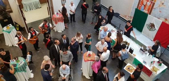 Celebrando el efecto México en la Universidad de Tel Aviv de Israel