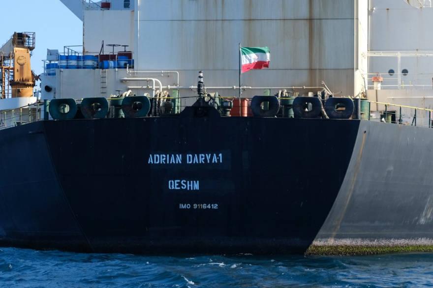 Petroleros de Irán navegan en el Atlántico rumbo a Venezuela
