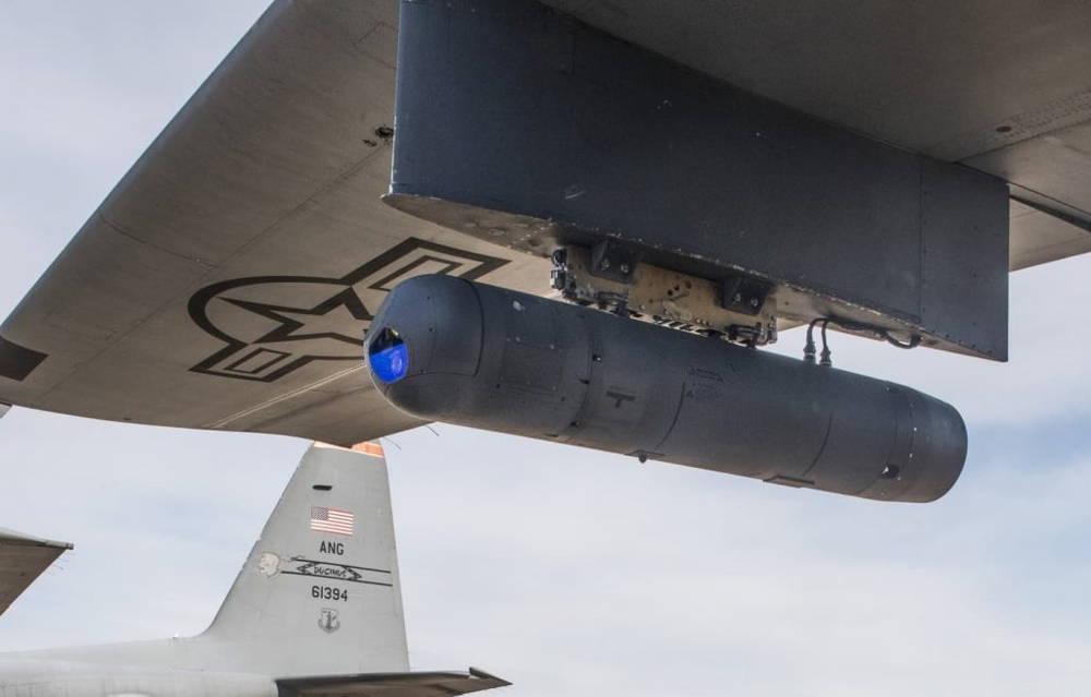 USAF adjudica contrato a Northrop Grumman para el sistema de selección de objetivos