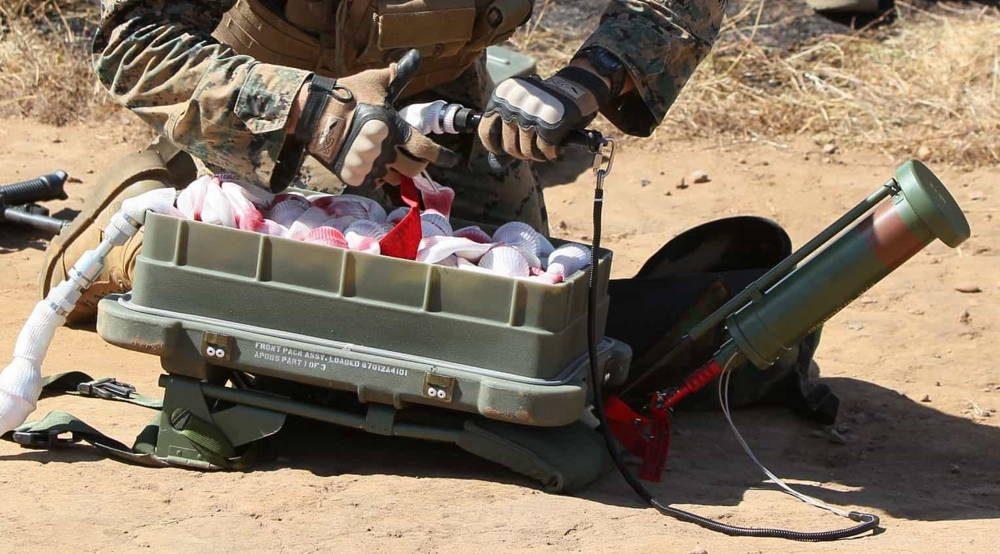 Pentágono otorga contrato por $320 millones para sistemas de carga de línea de explosivos