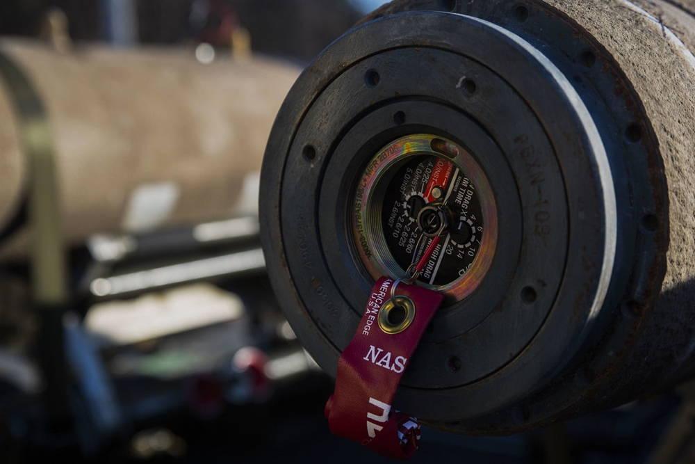 Marina de EE.UU. otorga contrato a Northrop Grumman para una nueva espoleta de bomba