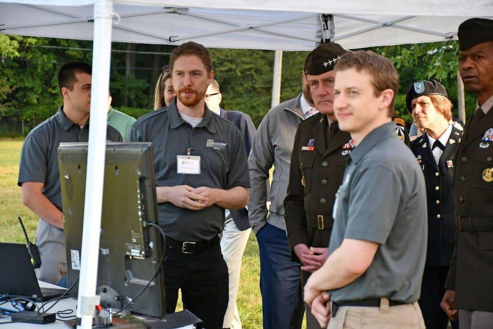 Ejército de EE.UU. demuestra tecnologías de movilidad de vehículos autónomos