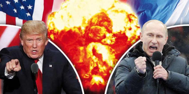 """Estados Unidos realizó ejercicio de """"guerra nuclear"""" contra Rusia"""