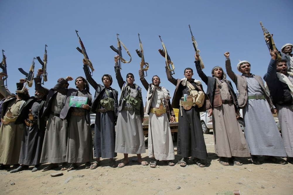 Rebeldes yemeníes advierten que Irán planea otro ataque pronto