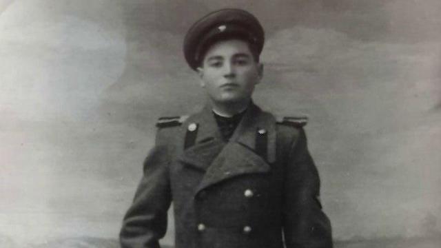 Greenzaid como soldado