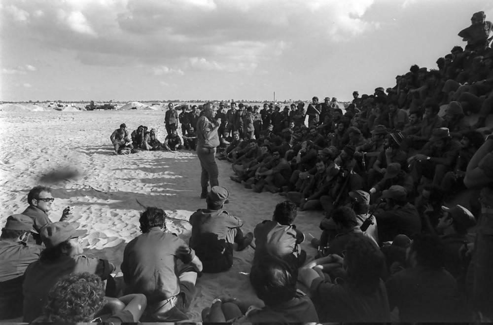 Milagro en la Guerra de Yom Kipur: no había salida, pero un viento sopló...
