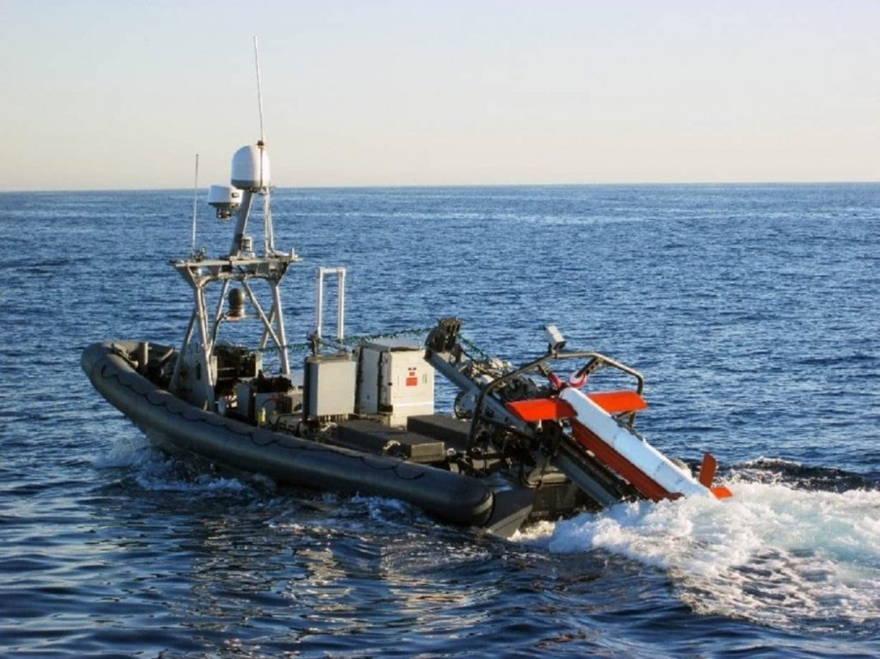Northrop Grumman prueba con éxito su nuevo sistema de sonar de caza de minas AQS-24