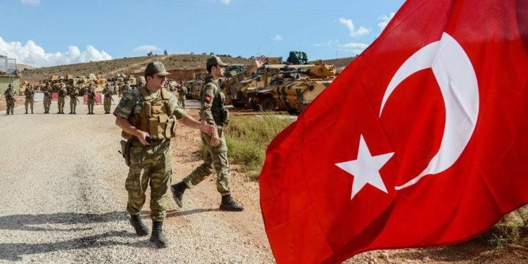 Turquía ataca a militantes kurdos en el norte de Siria
