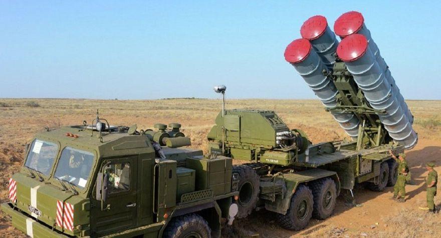 Rusia prueba los sistemas de misiles S-500 en Siria
