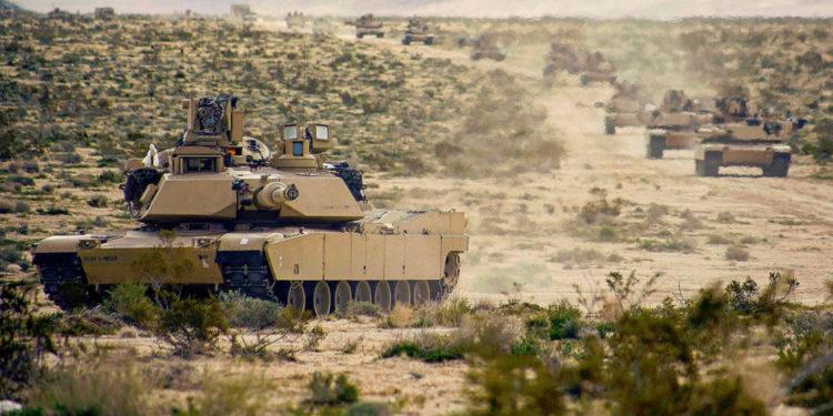 Todo sobre el plan de Estados Unidos para enviar tanques a Siria