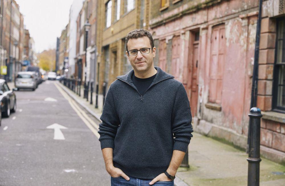 Fundador y socio general de Angular Ventures, Gil Dibner. (crédito de la foto: PR)