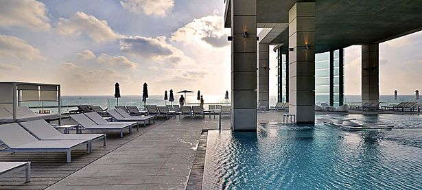Hotel Royal Beach de Tel Aviv (Foto: GETTY)