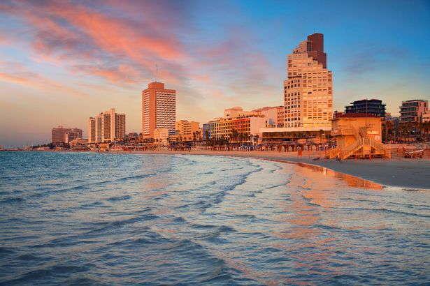 Tel Aviv ciertamente anotó puntos por su espectacular puesta en escena cuando organizó el Festival de Eurovisión de este año