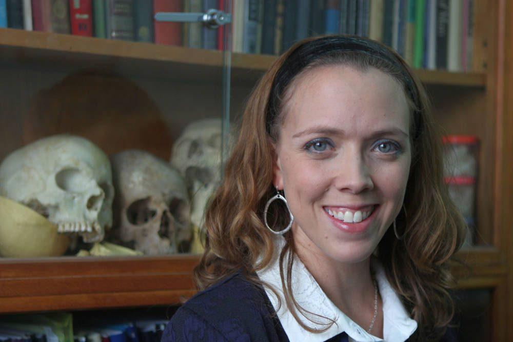 Dr. Rachel Sarig de l'Université de Tel Aviv (Bureau du porte-parole de TAU)
