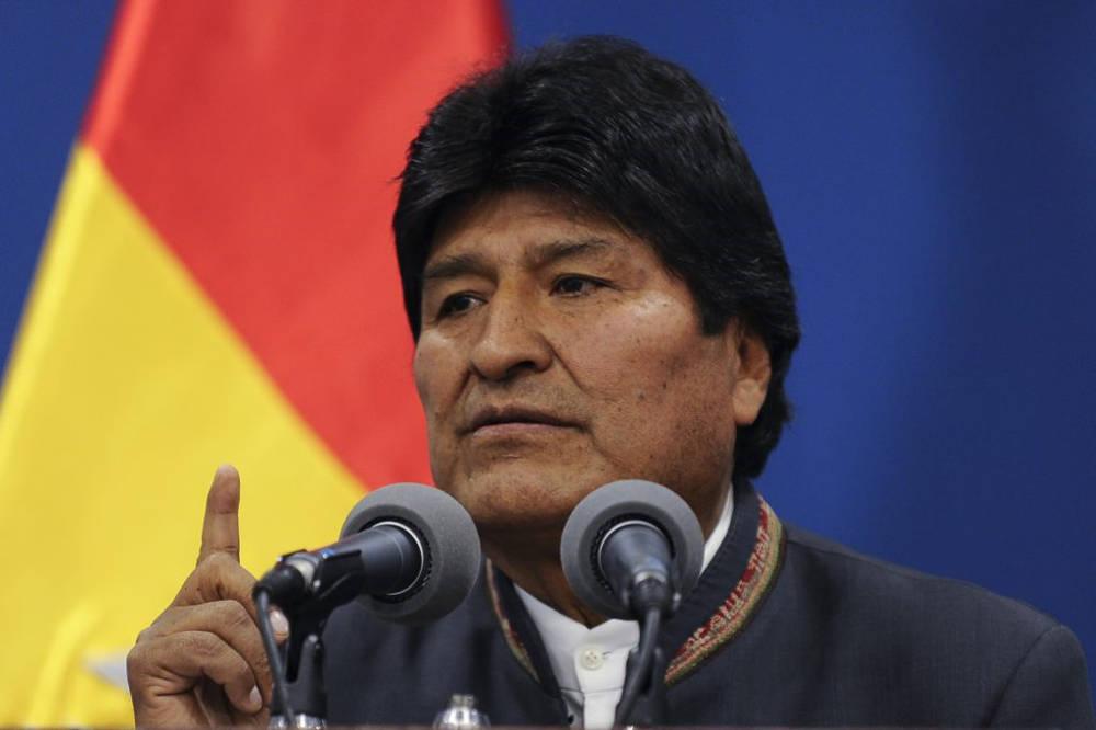 Evo Morales convirtió a Bolivia en un narcoestado - Noticias de Israel