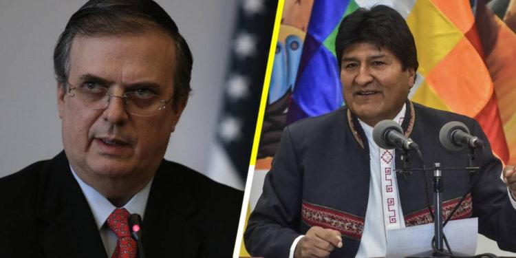 México otorga asilo político al ex presidente de Bolivia Evo Morales