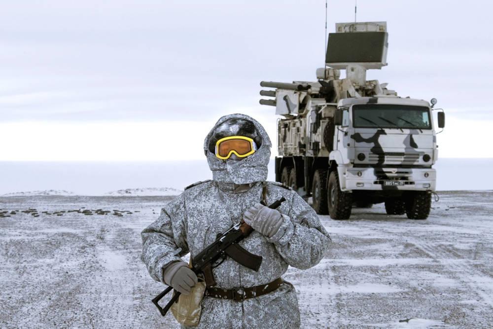 Estados Unidos: Las acciones de Rusia en el Ártico amenazan la seguridad de la OTAN