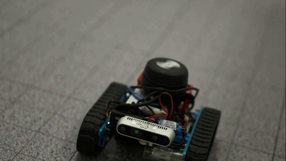 El pequeño vehículo que ayuda a controlar los drones. ( Foto: Rafael Advanced Defense Systems )
