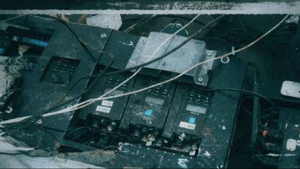 Un dispositivo de escucha supuestamente plantado por las FDI en Gaza( Foto: captura de pantalla )