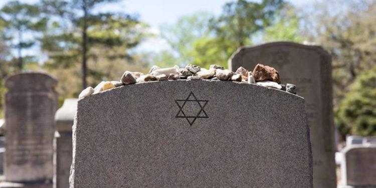 Cementerio judío destrozado en Hungría