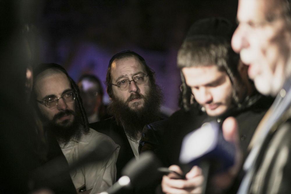 """Funcionarios de Nueva York prometen """"tolerancia cero"""" para el antisemitismo"""