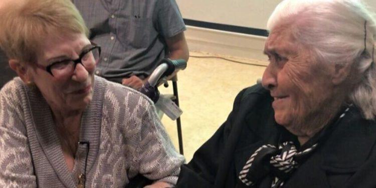 Sobrevivientes del Holocausto se reúnen con su salvadora en Jerusalem