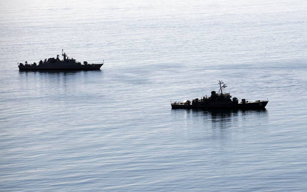 """Irán: Trabajamos con Rusia y China para """"asegurar la totalidad de las líneas marítimas"""""""