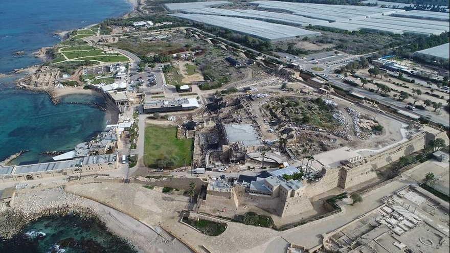 Cesarea en Israel escogida entre los lugares más interesantes del mundo para visitar