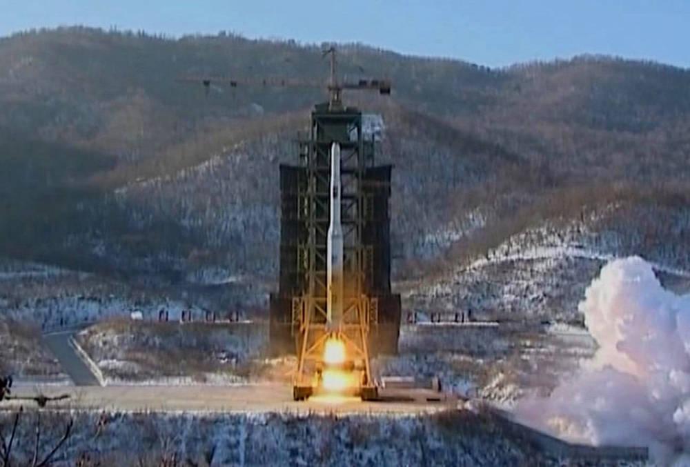 """Corea del Norte realizó una """"prueba importante"""" en su sitio de lanzamiento de cohetes"""