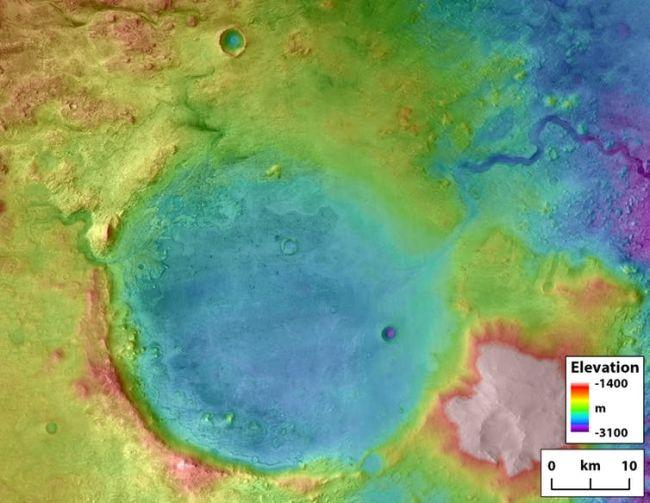 ¿Vida en Marte? Europa y la NASA se comprometen traer rocas lunares a la Tierra