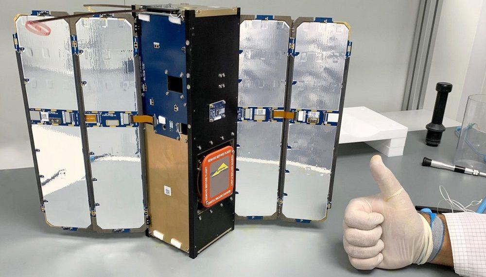 Elbit de Israel lanza nanosatélite para comunicaciones comerciales