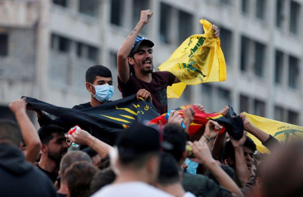Cuatro partidos políticos de Alemania exigen la prohibición de Hezbolá